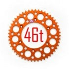 Rear Sprocket - Husqvarna TC85 14-On, KTM SX85 04-On - Orange 46T