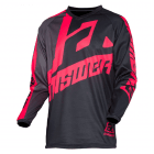 2020 Adults Syncron Voyd WMX Jersey - Black/ Charcoal/ Pink