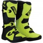 Youth M1.3 MX Boots - Hi Viz Yellow