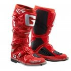 Adults SG12 MX Boots - Red