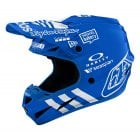 2020 Adults SE4 Composite Helmet - LTD Edition Team Adidas - Blue