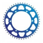Evolite Rear Sprocket To Fit KTM/HUSA/HUSKY SX/EXC 125-620 90-17, TE/TC/FE/FC 00-17 46T - Blue