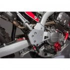 Aluminium Frame Guards - Honda CRF150R 2007-17