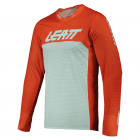 2021 Adults Moto 5.5 Jersey - Ultraweld Orange