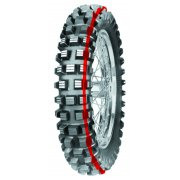 CO2 Rear Motocross/ Enduro Road Legal Tyre - 120/90 X 18""