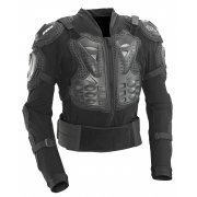 Adults Titan Sport Pressure Suit Armour Jacket - Black