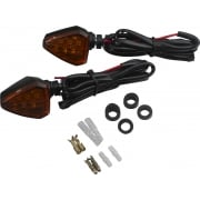 601 LED Indicators Arrow-Style Orange Lens - 2 Pack