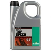 Top Speed Synthetic 4T 4 Stroke Oil - 15/50 MA2 - 4 Litre