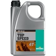 Top Speed Synthetic 4T 4 Stroke Oil - 5/40 MA2 - 4 Litre