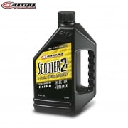 Scooter 2T Low Smoke Oil - 40w - 1 Litre
