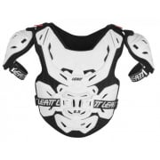 5.5 Pro Junior Chest Protector - White