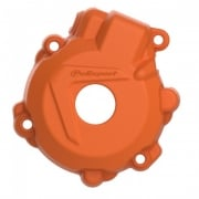 Ignition Cover Protector - KTM EXC-F250 14-16, EXC-F350 12-16 - Orange