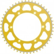 Radialite Rear Sprocket To Fit KAWASAKI KX125/250 80-08, KX250F/450F 04-17 49T GOLD
