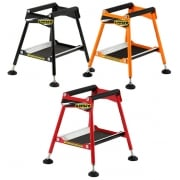A221 Multi Fit Motocross Bike Stand With Under Tray
