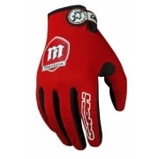 Adults Montesa Classic Trials Gloves - RED