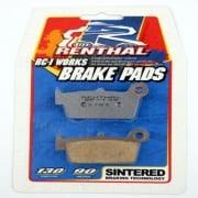 Rear Brake Pads To Fit Honda CRF250/450 02-On, CR125/250 02-08, CRF150 07-On