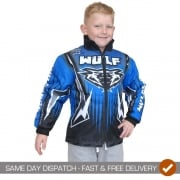Kids Cub Padded Pit Jacket