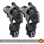 Junior Kids C-Frame Pro Carbon Knee Braces - Pair