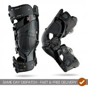 2019 Adults Ultra Cell Knee Braces - Pair - Black