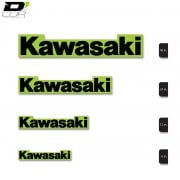 Medium Van Decal - 61cm Kawasaki - 15mm
