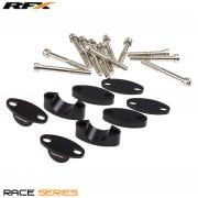 Universal 22.2mm Handlebar Riser Kit - Raises 25mm/30mm/35mm/40mm