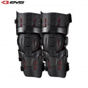 Adults RS9 Pro Knee Braces - Black/Red