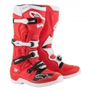 Adults Tech 5 Boots - Red/ White