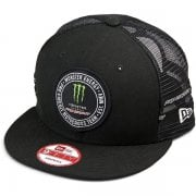 Adults Patch Snap-Back Hat - Black