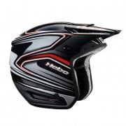 Adults T Zero 2 Fibre Trials Helmet