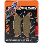 Pro Racing GP Sintered Front/ Rear Brake Pads - KTM SX50 02-ON, TC50 17-ON, REAR SX65 04-08