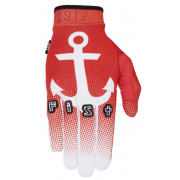 Adults Holdfast Red Gloves