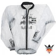 Adults Waterproof Clear Rain Jacket
