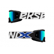 Youth X-Grom Goggles - Black / White