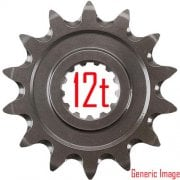 Front Sprocket - TM 125 Models 2000-02 - 12T