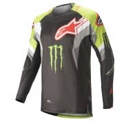 2020 Adults Techstar Jersey - Monster Energy Eli Tomac Replica
