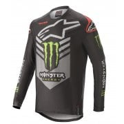 2020 Adults Racer Tech Monster Energy Jersey - Monster Ammo