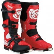 Adults M1.3 MX Boots - Red/ Black