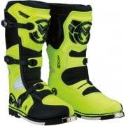 Adults M1.3 MX Boots - Hi Viz Yellow