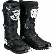Adults M1.3 Enduro Boots With Treaded Sole - Black