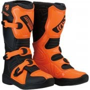 Youth M1.3 MX Boots - Orange/ Black