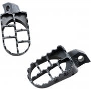 Superstock Wide Foot Pegs - Kawasaki KLX650 1993-95, KLX250 1994-96, KLX300 1997-2001