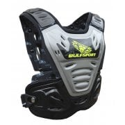 Adults Pro Series Armour - Black/ Silver