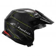 Adults 2020 Zone 4 Carbon Fibre Trials Helmet