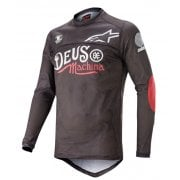 2020 Adults Racer Limited Edition Deus Ex Machina Jersey - Black/ Red
