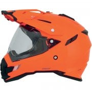 FX-41DS Dual Sport Helmet - Orange