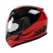 Adults N2400 Rogue Helmet - Black/ Red