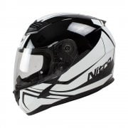 Adults N2400 Rogue Helmet - Black/ White