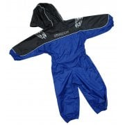Youth One Piece Waterproof Suit - Blue