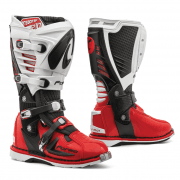 Adults 2020 Predator 2.0 Boots Black/ White/ Red