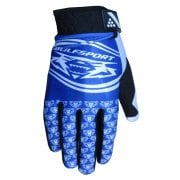 Youth Comp Gloves - Blue
